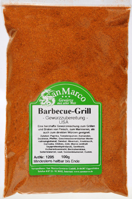 Barbecue- Grillw�rzer