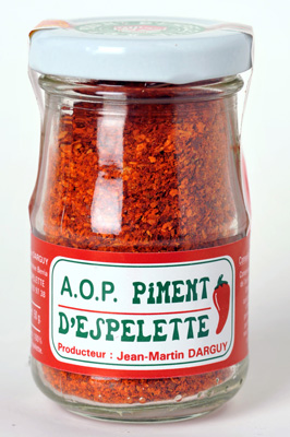 Chili, Piment de Espelette (Original)