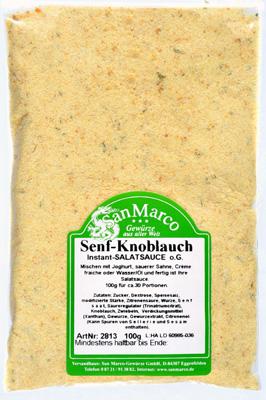 salatsauce senf knoblauch gew rzspezialit ten aus aller welt gew rze kaufen. Black Bedroom Furniture Sets. Home Design Ideas