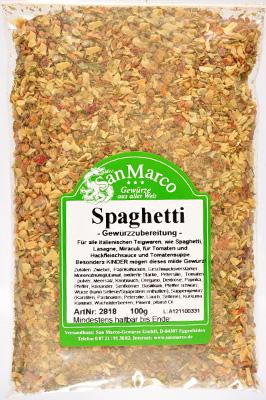 spaghetti mild gew rzspezialit ten aus aller welt. Black Bedroom Furniture Sets. Home Design Ideas
